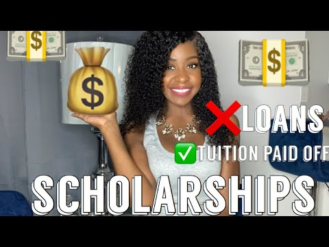 How to apply for scholarships for COLLEGE | Scholarship application tips | NO LOANS 2020