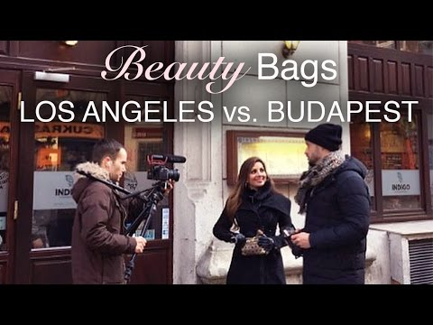 What's In Your Beauty Bag – LA vs. Budapest | Shalini Vadhera | Beauty Tips, Hacks, How-Tos