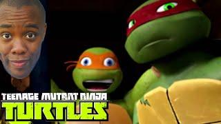 "NINJA TURTLES ""Return to New York"" Review : Black Nerd"