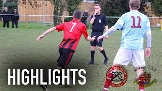 Wymondham Town VS Thetford Town | Highlights | Norfolk Senior Cup