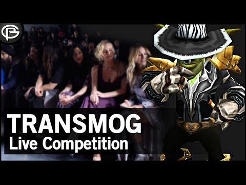 WoW Transmog Competition [Legion]