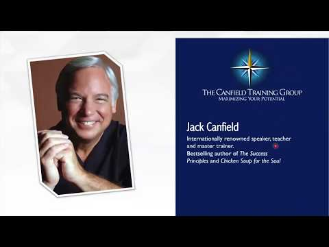 Values Exploration with Jack Canfield Webinar