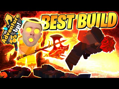 The Ultimate Guide An Unofficial Roblox Game Guide Safira Roblox Adventure Up Best Warrior Build 2020 Full Tutorial Guide Abilities Skills Gear Loadout Youtube