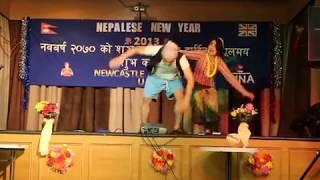 Najauna malai chodi dilai todi chanta maya lu by Biju and Indra.