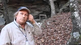 Heavener Runestone 2015 The Underground Chamber