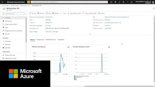 The new Azure Functions experience | Azure Portal Series