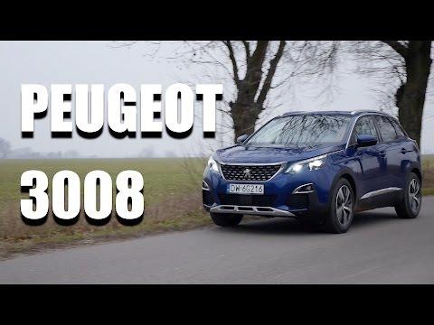 Peugeot 3008 (PL) - test i pierwsza jazda próbna