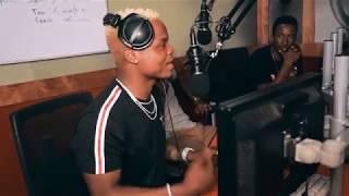 Harmonize Live Interview in KENYA (CAPITAL FM) Part 1
