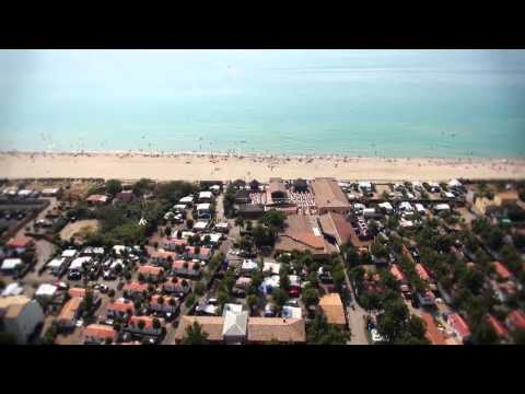 Das Hallenbad Des Campingplatzes BEACH CLUB NOUVELLE FLORIDE
