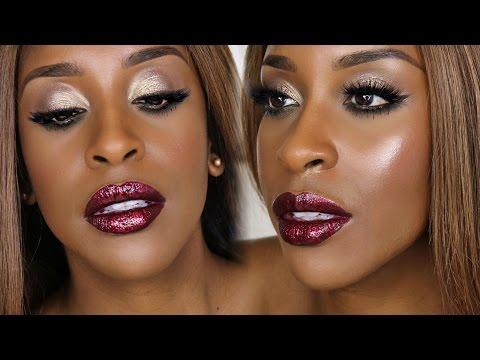Naomi Campbell VMA's Makeup