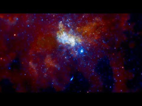 Sagittarius A Is Flaring