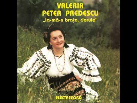Valeria Peter Predescu - Frunză verde de susai