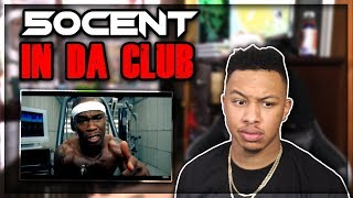 50 Cent In Da Club Int L Version Official Video Reaction Video