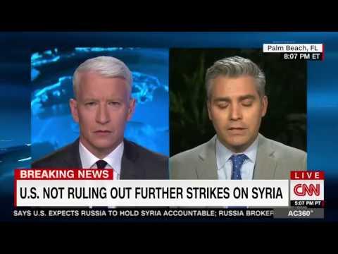 4/7/17 CNN Anderson Cooper 360 Full Show