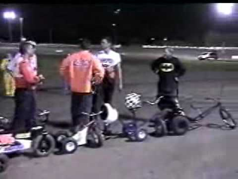 GPS Tricycle Race