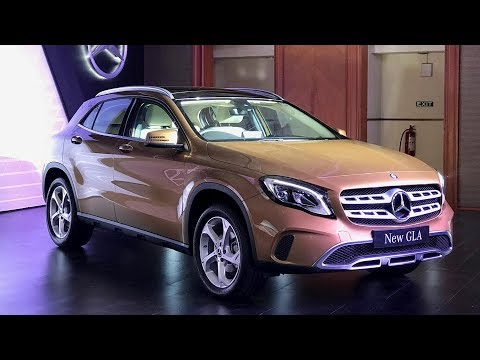 2017 Mercedes-Benz GLA features and specifications - OVERDRIVE