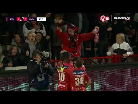 Kortrijk Oostende Goals And Highlights