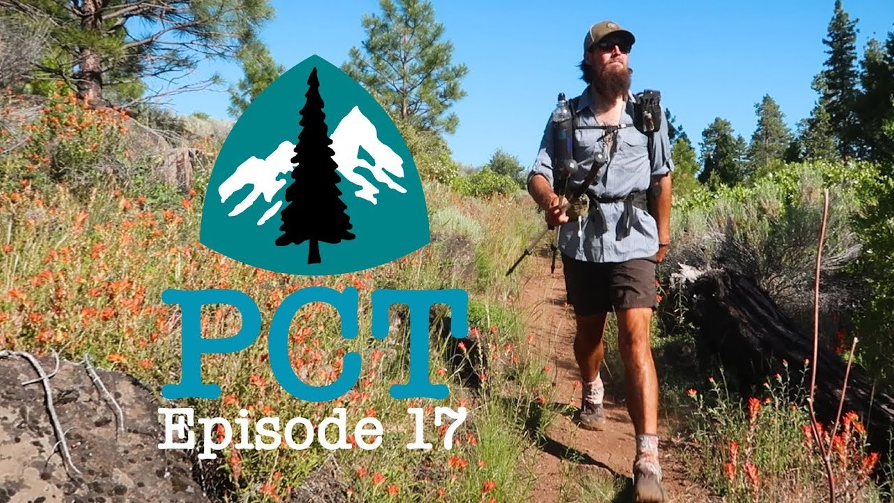 PCT 2018 Thru-Hike: Episode 17 - Good Days and Bad Days
