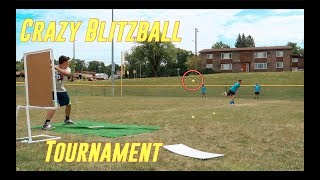 CRAZY BLITZBALL TOURNAMENT! VLOG | NEA Blitzball