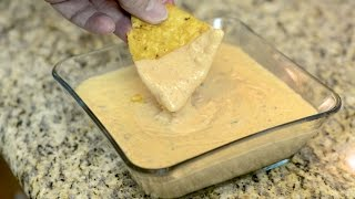 Queso Blanco Dip With Chorizo Recipe