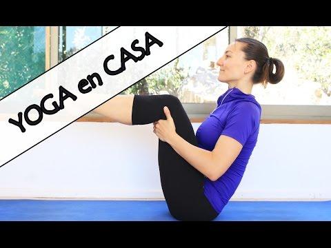 Yoga para principiantes básico para todo cuerpo paso a paso | Elena Malova