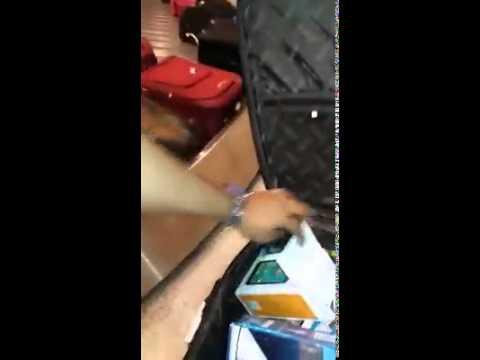 Mumbai airport staff aka thieves