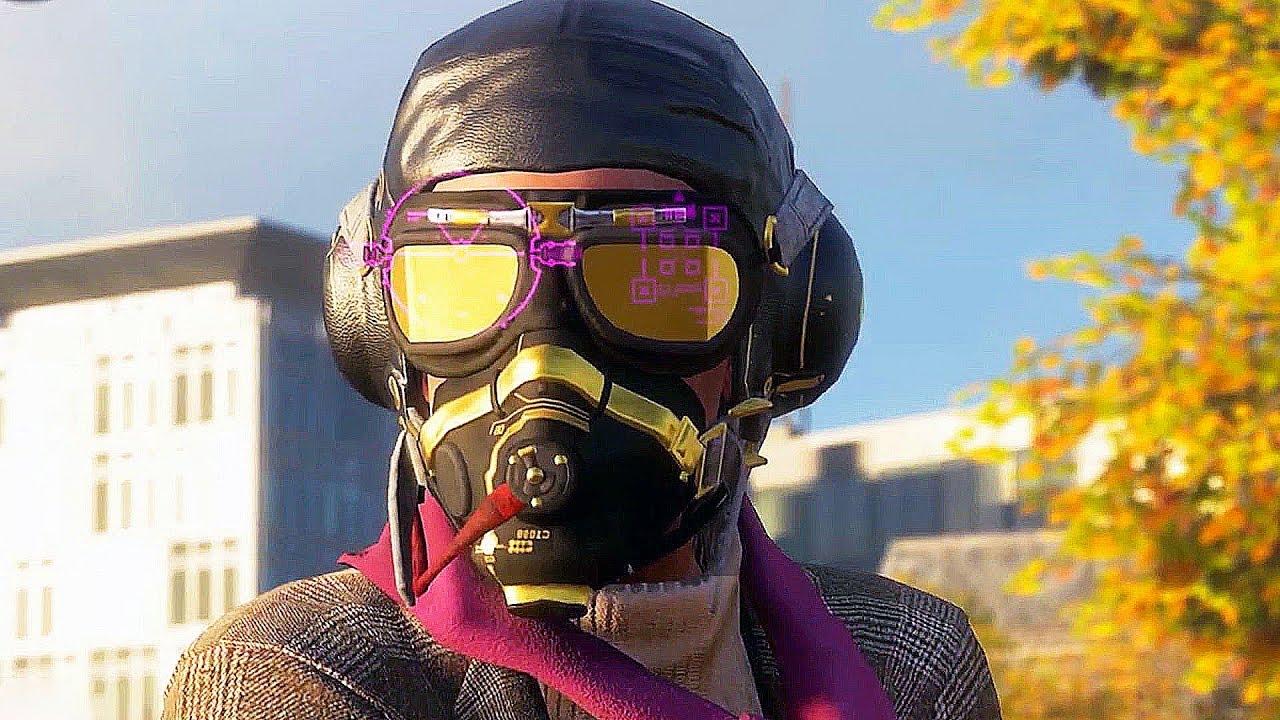WATCH DOGS 3 Trailer (E3 2019) Wachhunde Legion + video