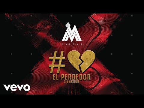 Maluma - El Perdedor (X Version)[Cover Audio]