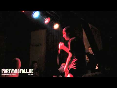 Action - Kingdom of hatred - live at HOLZ Niesky
