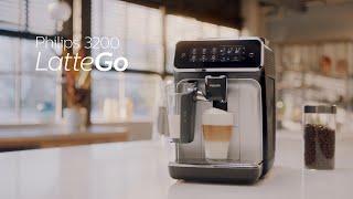 Philips 3200 LatteGo | Product Video