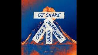 Taki Taki (feat. Ozuna, Cardi B & Selena Gomez) (Clean Radio Edit) (Audio) - DJ Snake
