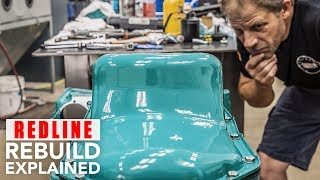 How we rebuilt our Buick Nailhead V-8 engine from rusty to roaring | Redline Rebuild Explained S3E3