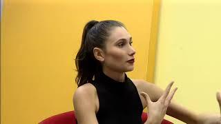 Kiteria Oliveira entrevista a modelo Ana Duarte - ALLCAST