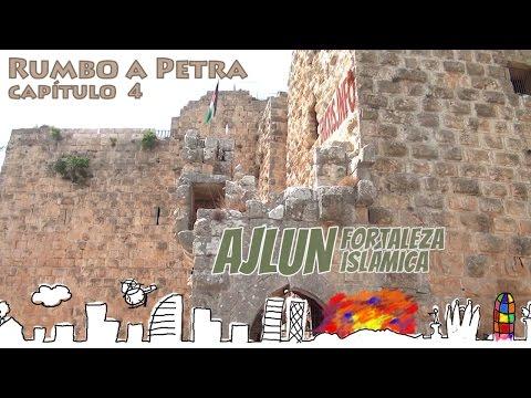 La fortaleza islámica de Ajlun [Rumbo a Petra] [Jordania 2015]