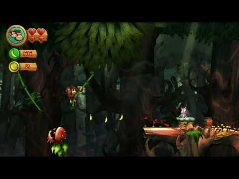 Donkey Kong Country Returns E3 2010 Trailer