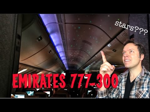 Emirates Airline Review 777-300 to Dubai, Very unOfficial Travel Guides
