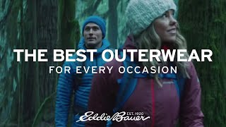 Eddie Bauer: Find The Best Outerwear For Every Adventure