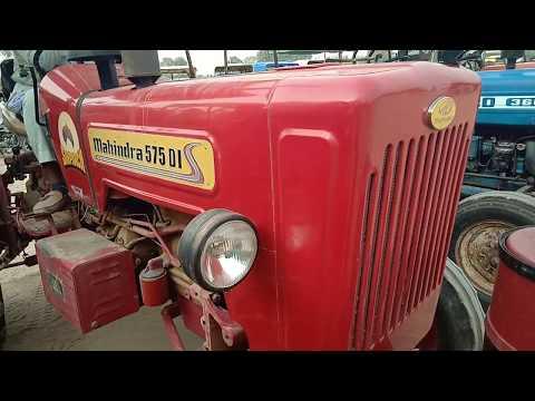 Talwandi sabo Mandi Mahindra 575 tractor selling thumbnail
