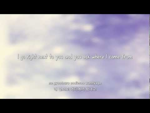 EXO-K- 너의 세상으로 (Angel/Into Your World) lyrics [Eng. | Rom. | Han.]