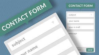 Универсальный PHP скрипт обратной связи для простых сайтов и Landing Pages (uniMail)