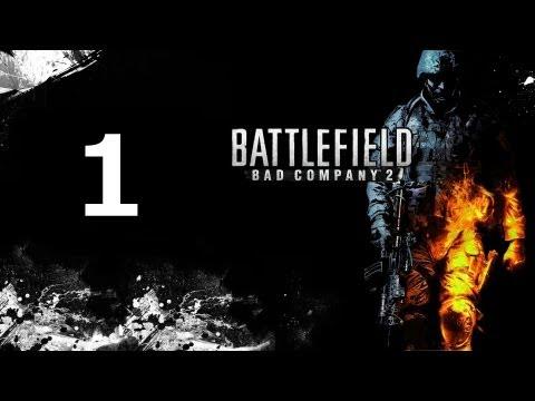 [ Part 1 ] Battlefield: Bad Company 2 No commentary