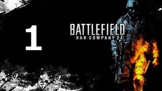 [ Part 1 ] Battlefield: Bad Company 2 No commentary