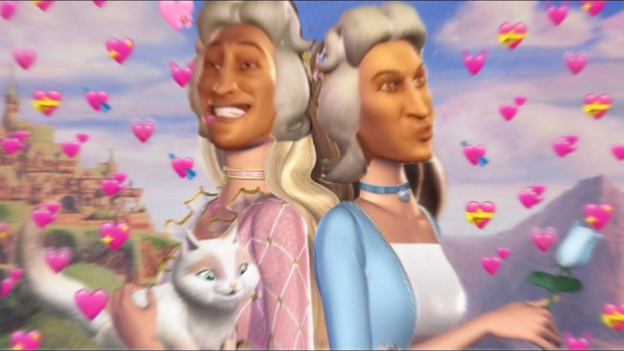 Download So I edited Barbie as the Princess and the Pauper...