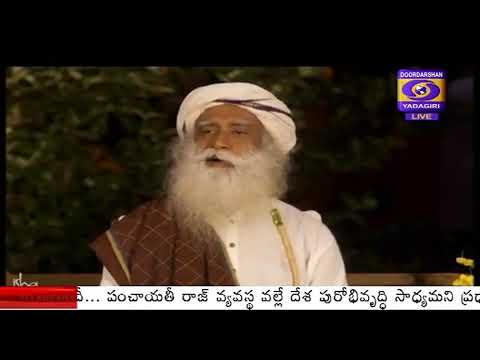 In Challenging times With Sadhguru  ||  Dt : 24-04-2020