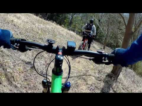 Hitachi Oota MTB TRAIL video
