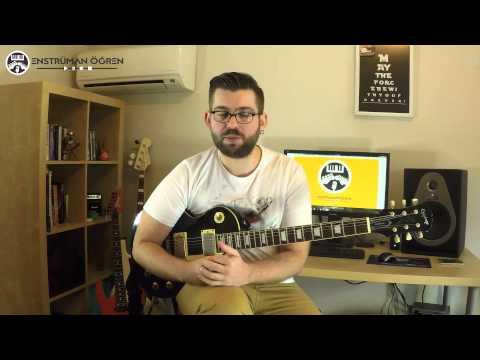 Gitar Dersi: 14-Majör, minör ve kromatik gam nedir?