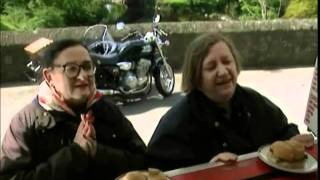 The Best of Jennifer in Two Fat Ladies part 3 of 4