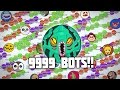 AGARIO BURN VS CLAN NTP WINBOX