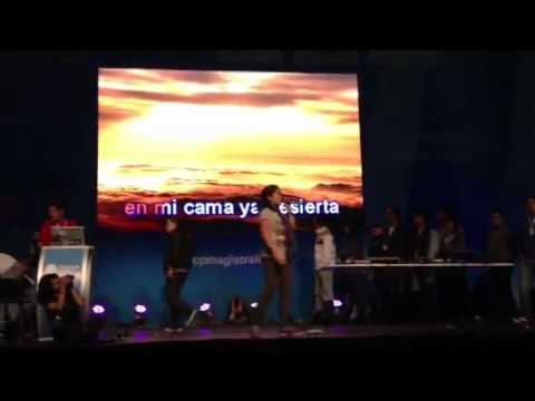 Karaoke en el Campus Party Quito