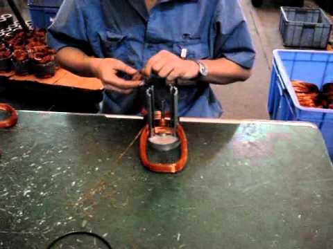 DLM-5B Simple Coil Inserting Machine